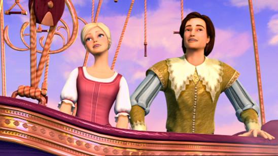Sendungsbild: Barbie und ''Die drei Musketiere''