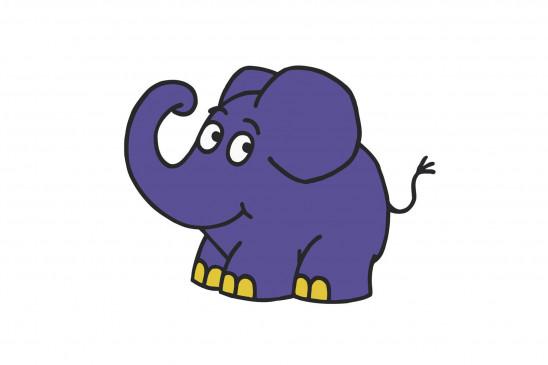 Sendungsbild: Die Sendung mit dem Elefanten