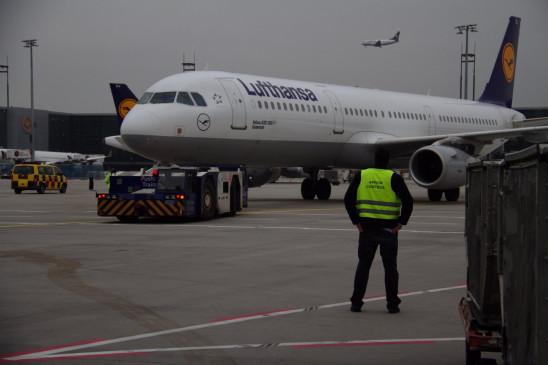 Sendungsbild: Inside Frankfurt Airport