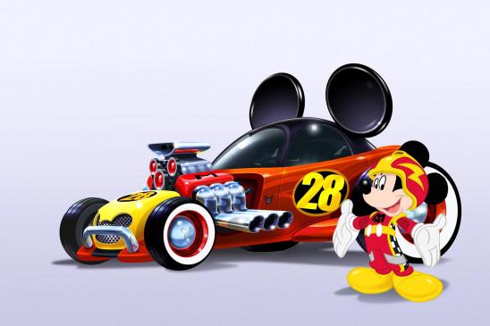 Sendungsbild: Disneys Micky und die flinken Flitzer