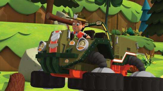 Sendungsbild: Ranger Rob