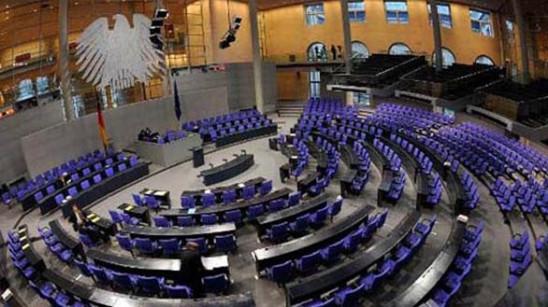 Sendungsbild: Bundestag live