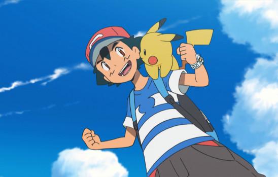 Sendungsbild: Pokémon Sonne & Mond