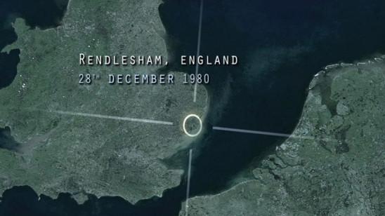 Sendungsbild: UFOs über Europa