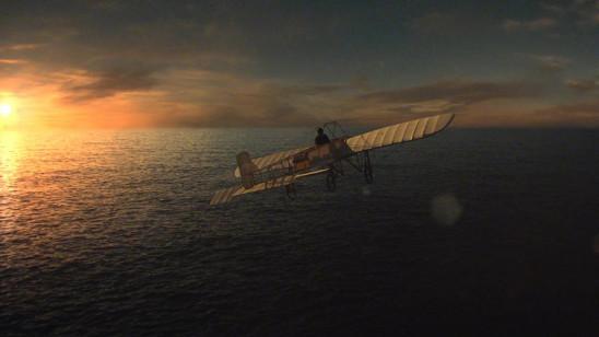 Sendungsbild: Mit fliegender Kiste über den Kanal: Louis Blériot