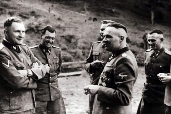 Sendungsbild: Berüchtigte Geheimbünde – Teuflische Nazi-Rituale