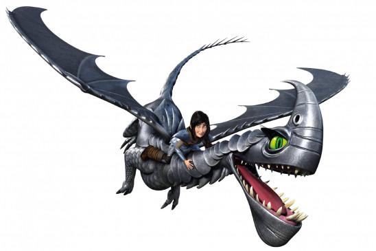 Sendungsbild: Dragons – Auf zu neuen Ufern