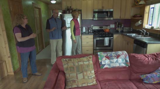 Sendungsbild: Haus gesucht in Alaska