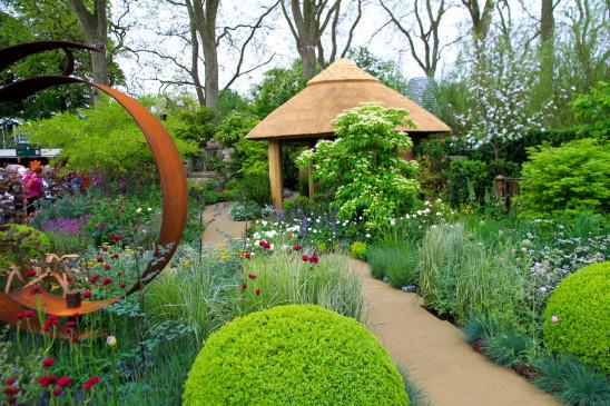 Sendungsbild: Englands schönste Gärten