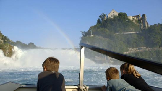 Sendungsbild: Schweizer Flussgeschichten – Am Rhein
