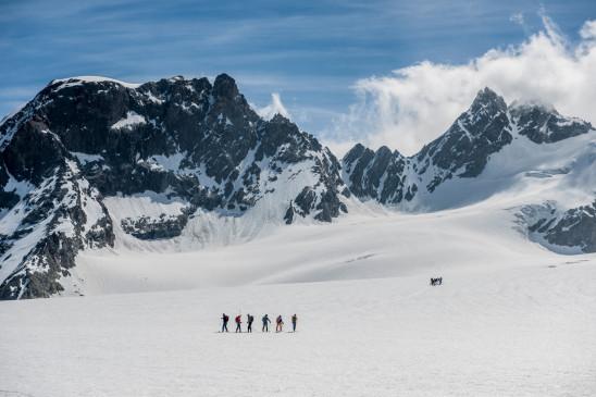 Sendungsbild: Abenteuer Alpen – Die Skitour des Lebens