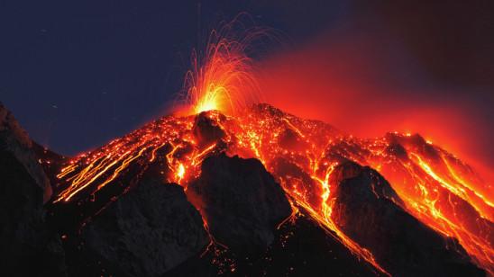 Sendungsbild: V-Day – Tag der Vulkane