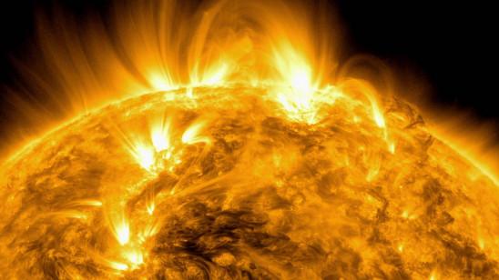 Sendungsbild: Im Innersten des Universums: Die Sonne