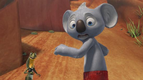 Sendungsbild: Die unglaublichen Abenteuer von Blinky Bill
