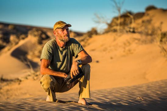 Sendungsbild: Die Wüstenlöwen der Namib