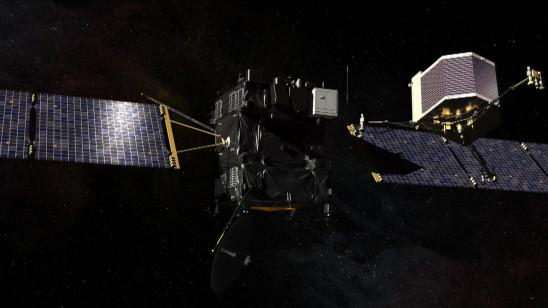 Sendungsbild: Kopernikus – Rätsel der Galaxis