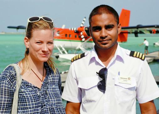 Sendungsbild: unterwegs – Malediven