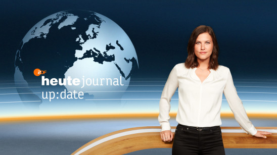 Sendungsbild: heute journal update