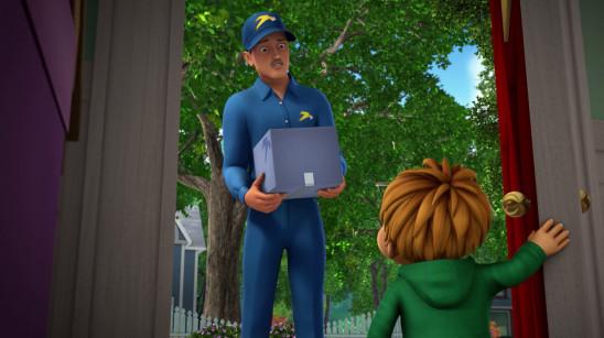 Sendungsbild: ALVINNN!!! und die Chipmunks